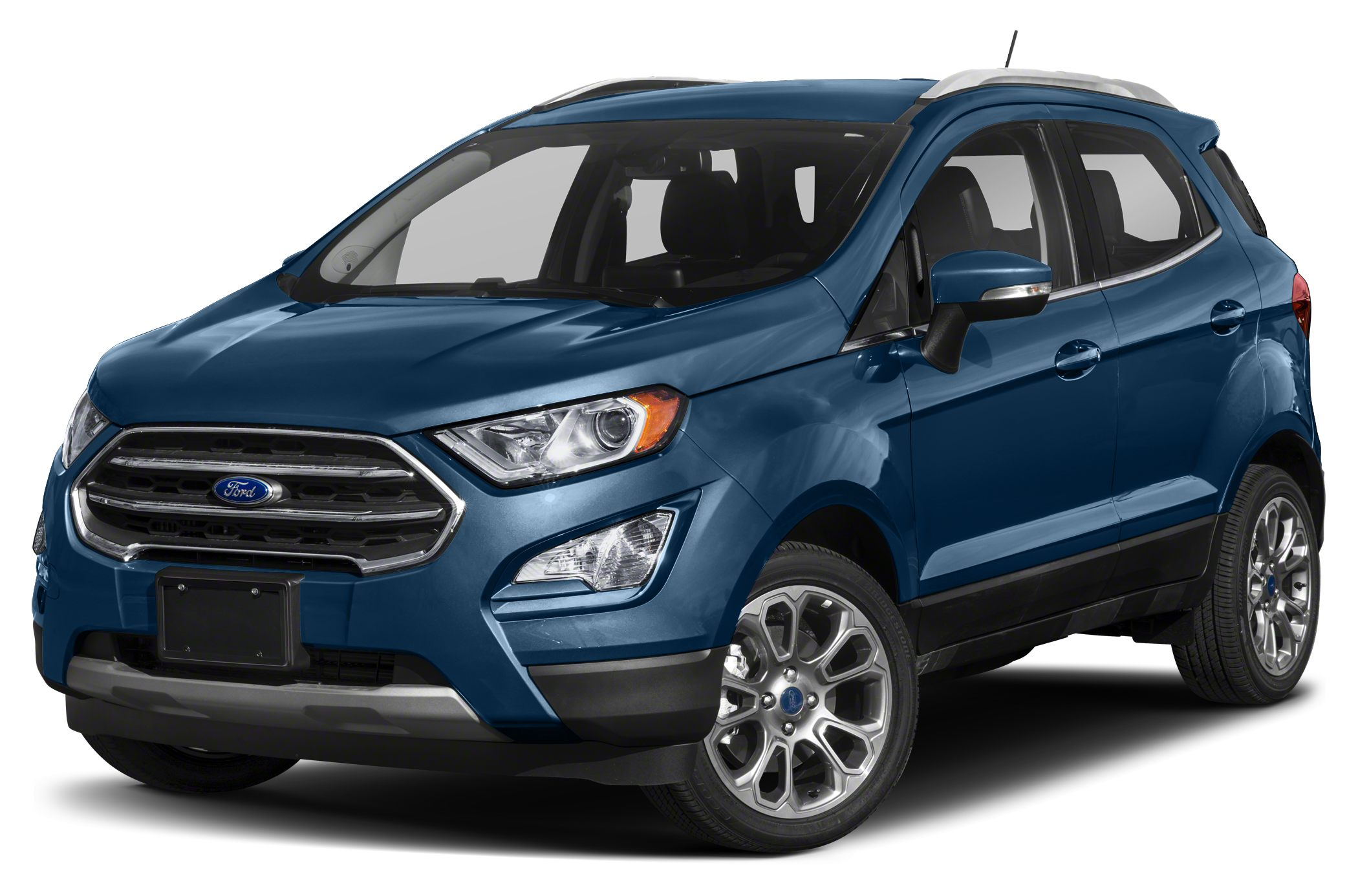 Front Glamour  Ford Ecosport
