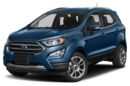 3/4 Front Glamour 2018 Ford EcoSport