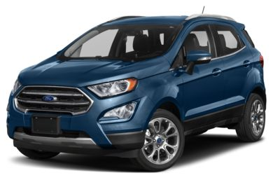 See 2018 Ford EcoSport Color Options - CarsDirect