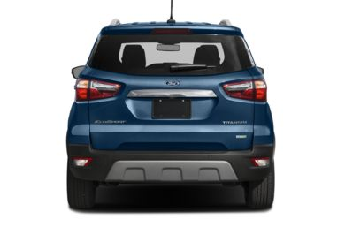 Rear Profile  2018 Ford EcoSport