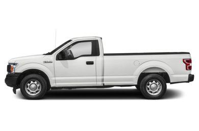 90 Degree Profile 2018 Ford F 150