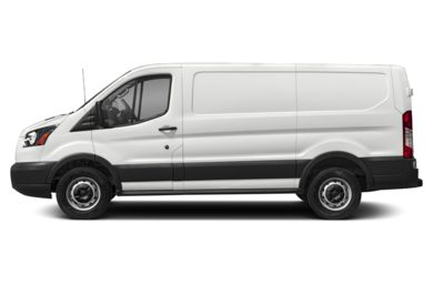 90 Degree Profile 2019 Ford Transit-150