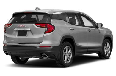 See 2019 GMC Terrain Color Options - CarsDirect