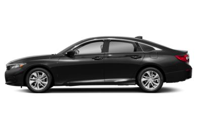 90 Degree Profile 2018 Honda Accord