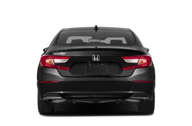 Rear Profile 2018 Honda Accord
