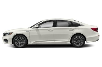 90 Degree Profile 2018 Honda Accord Hybrid