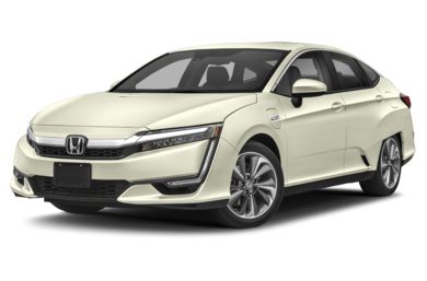 3/4 Front Glamour 2018 Honda Clarity Plug-In Hybrid