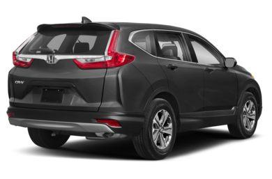 3 4 Rear Glamour 2018 Honda CR