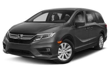 See 2018 honda odyssey color options carsdirect for Honda odyssey lease price
