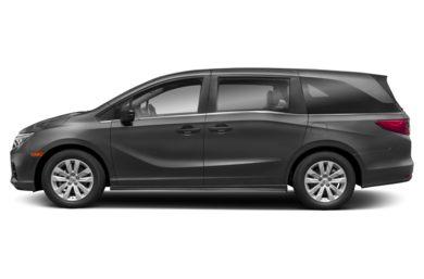 90 Degree Profile 2018 Honda Odyssey