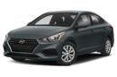 3/4 Front Glamour 2019 Hyundai Accent
