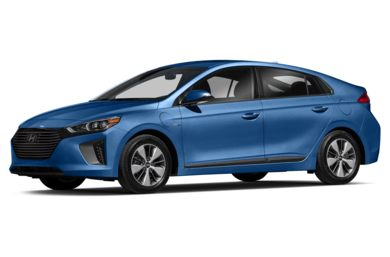 2018 Hyundai Ioniq Plug In Hybrid Specs Safety Rating Mpg Carsdirect