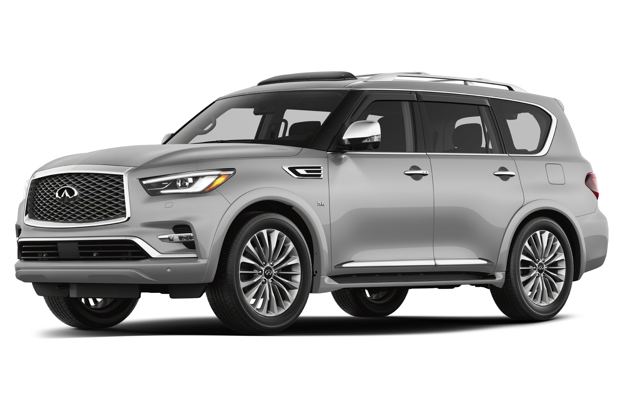 2018 Infiniti Qx80 Deals Prices Incentives Leases Overview