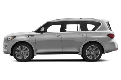 90 Degree Profile 2018 INFINITI QX80
