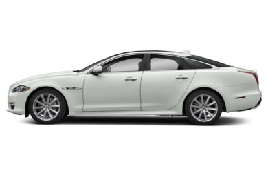 90 Degree Profile 2018 Jaguar XJ