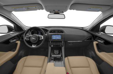 Front Seat Full 2018 Jaguar F Pace