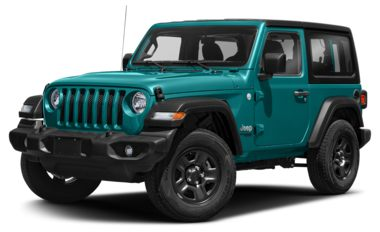 2020 Jeep Wrangler Color Options Carsdirect