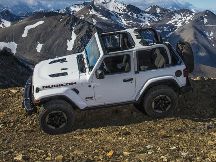 2019 Jeep Wrangler Deals, Prices, Incentives & Leases