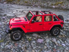 Jeep All New Wrangler Unlimited