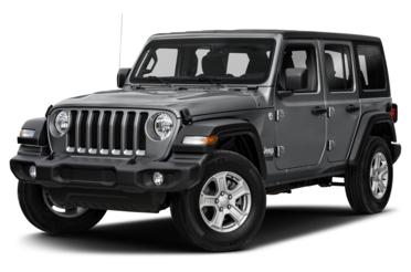 2020 Jeep Wrangler Unlimited Deals Prices Incentives Leases