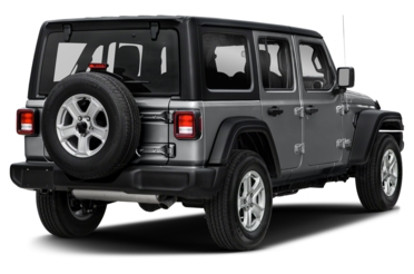 2020 Jeep Wrangler Unlimited Deals, Prices, Incentives