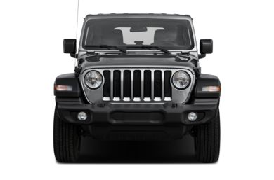 Grille  2018 Jeep All-New Wrangler Unlimited