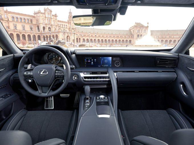 Lexus LC 500