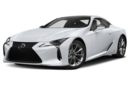 3/4 Front Glamour 2019 Lexus LC