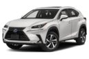 3/4 Front Glamour 2019 Lexus NX
