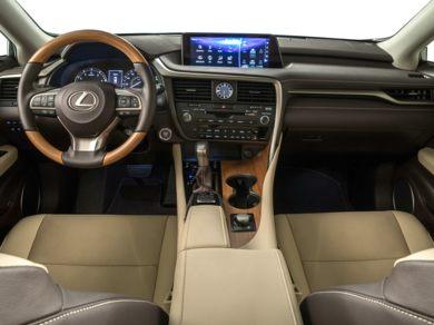 Oem Interior Primary 2018 Lexus Rx 350