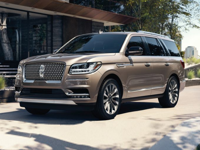 2018 Lincoln Navigator Styles Features Highlights