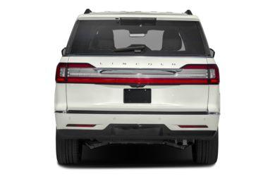 Rear Profile 2018 Lincoln Navigator