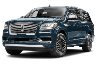 3 4 Front Glamour 2018 Lincoln Navigator L