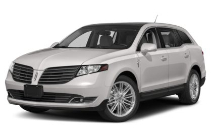 3/4 Front Glamour 2019 Lincoln MKT