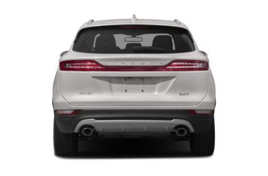Rear Profile  2018 Lincoln MKC