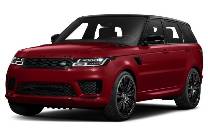 2018 land rover range rover sport specs safety rating. Black Bedroom Furniture Sets. Home Design Ideas