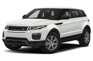 3/4 Front Glamour 2019 Land Rover Range Rover Evoque
