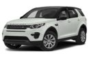 3/4 Front Glamour 2019 Land Rover Discovery Sport