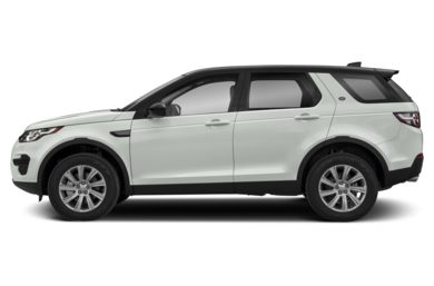 90 Degree Profile 2018 Land Rover Discovery Sport