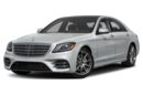 3/4 Front Glamour 2019 Mercedes-Benz S-Class