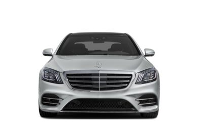 Grille  2019 Mercedes-Benz S-Class