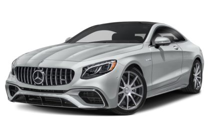 3/4 Front Glamour 2021 Mercedes-Benz S-Class