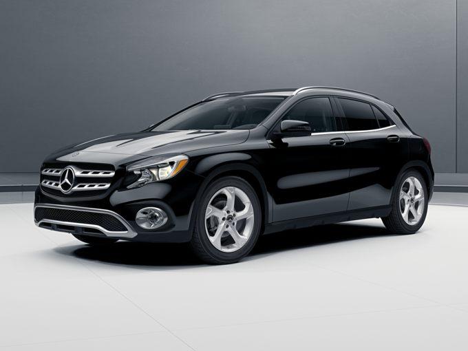 2018 mercedes benz gla class deals prices incentives for Mercedes benz incentives and rebates