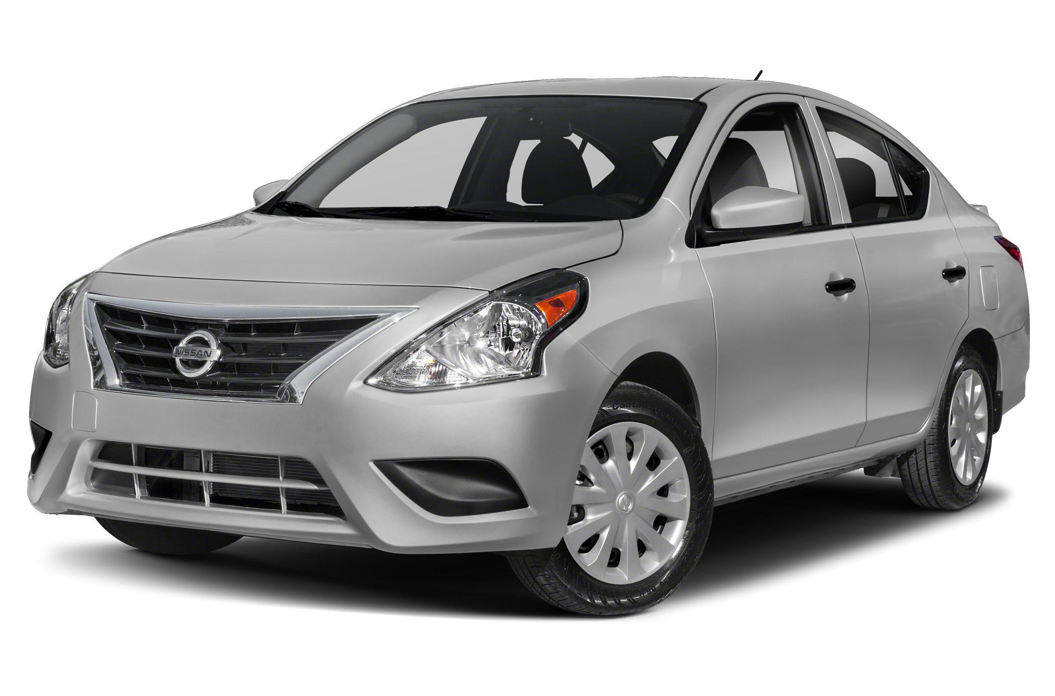 Nissan Versa 2018 >> 2018 Nissan Versa Styles Features Highlights