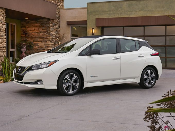 2018 Nissan Leaf For Sale Review And Rating