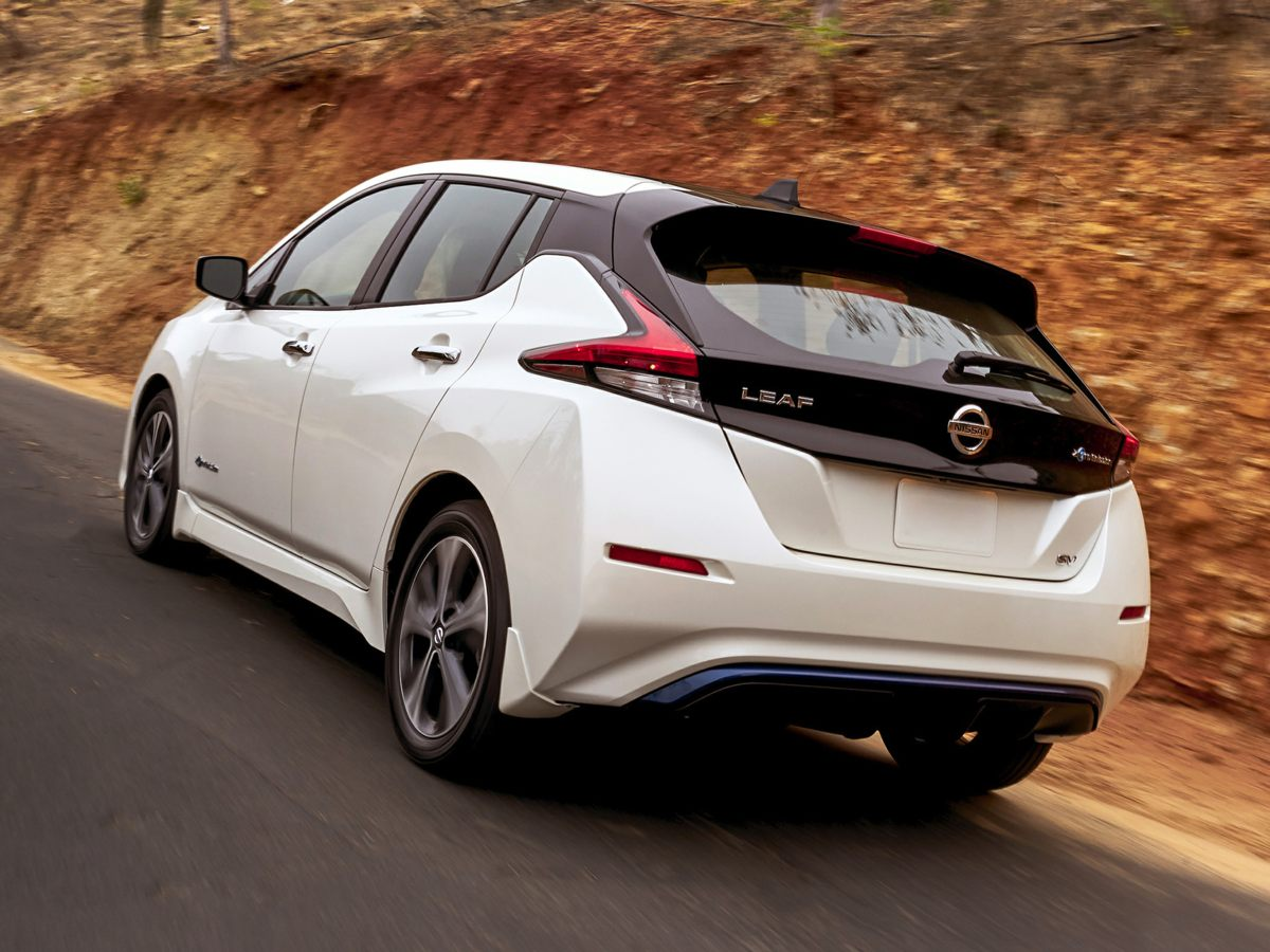 2020 Nissan Leaf Deals Prices Incentives Leases Overview Carsdirect