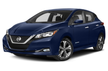 Nissan Leaf Lease >> 2019 Nissan Leaf Deals Prices Incentives Leases