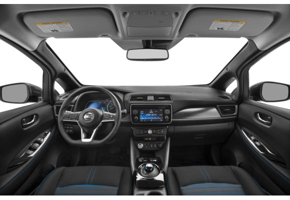 Nissan Leaf Lease Bay Area >> 2019 Nissan LEAF Pictures & Photos - CarsDirect