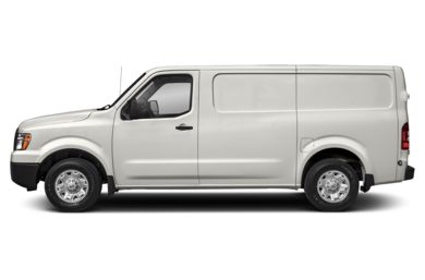 90 Degree Profile 2019 Nissan NV Cargo NV1500