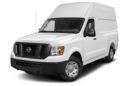 3/4 Front Glamour 2018 Nissan NV Cargo NV2500 HD